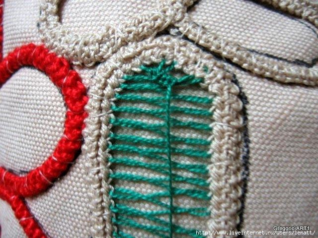 罗马尼亚花边:针织技术 1 - maomao - 我随心动