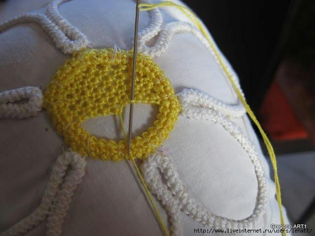 罗马尼亚花边:针织技术 6 - maomao - 我随心动