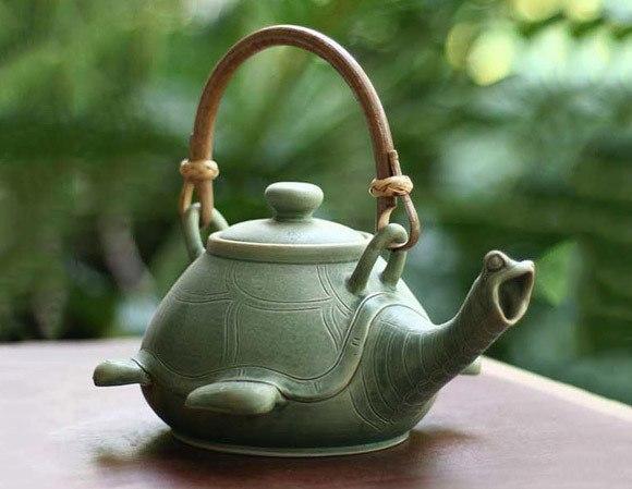 черепаха чайник (580x449, 44Kb)