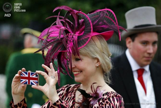 модные женские шляпки на Royal Ascot 3 (670x447, 164Kb)