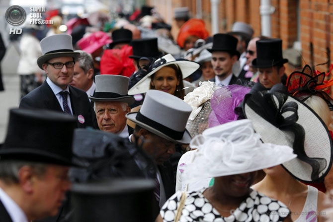 модные женские шляпки на Royal Ascot 5 (670x447, 152Kb)