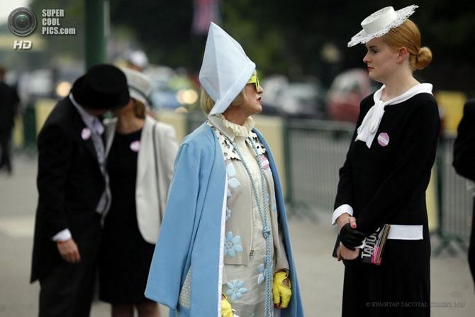 модные женские шляпки на Royal Ascot 7 (670x447, 117Kb)