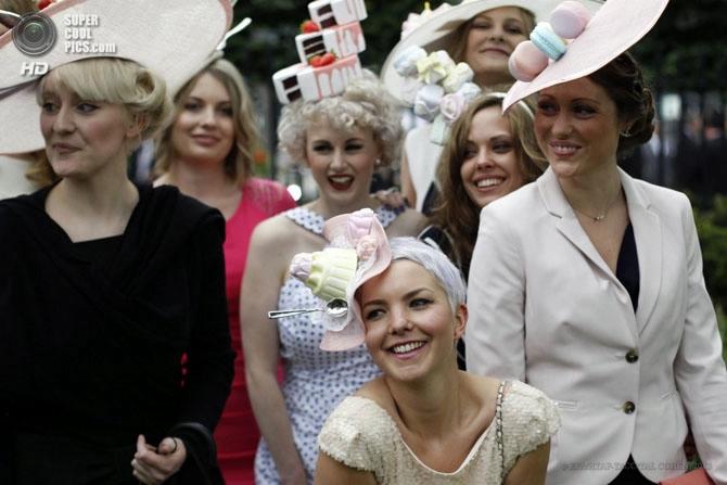 модные женские шляпки на Royal Ascot 13 (670x447, 144Kb)
