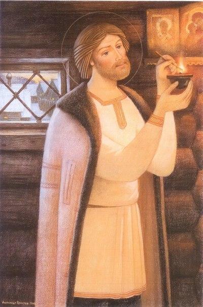 Князь Петр и Святая Феврония