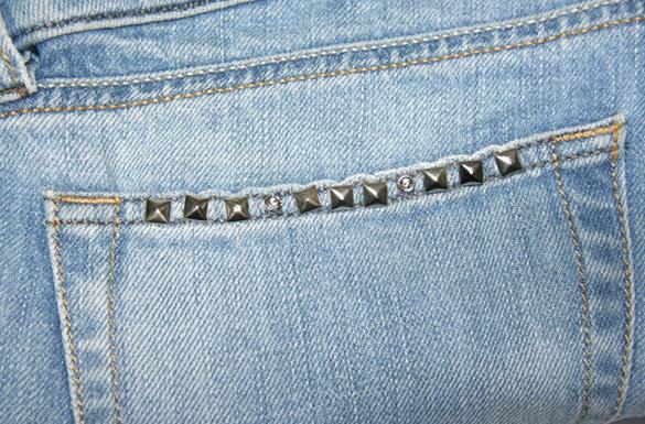 шорты из джинсов, переделка и украшение (7) (585x385, 593Kb)