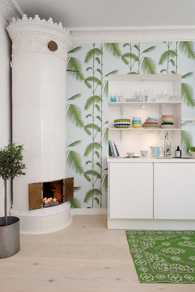 красивый интерьер для маленькой квартиры фото 9 (400x600, 238Kb)