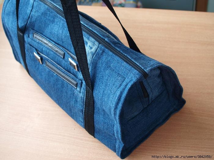 Сшить дорожную сумку своими руками фото