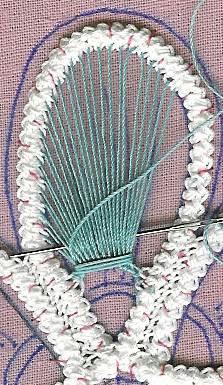 罗马尼亚花边:针织技术 13 - maomao - 我随心动