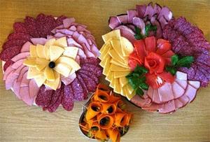 Овощной карвинг. Украшение салатов (13) (300x203, 59Kb)