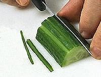 Овощной карвинг. Украшение салатов (24) (200x152, 29Kb)