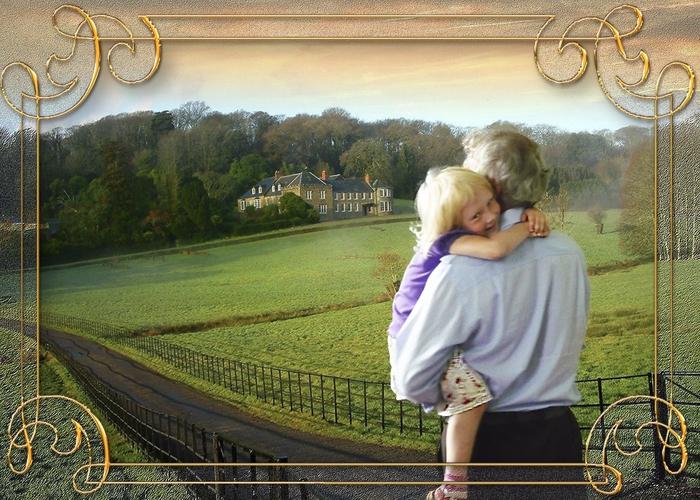 Внучка с дедом фото фото 297-429