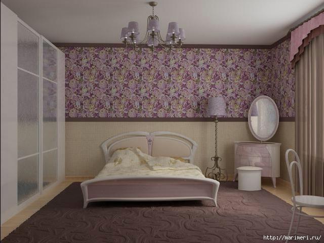 Интерьер своими руками в спальне фото