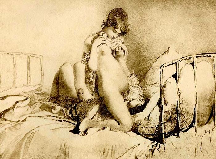 Рисунки карандашом о сексе.
