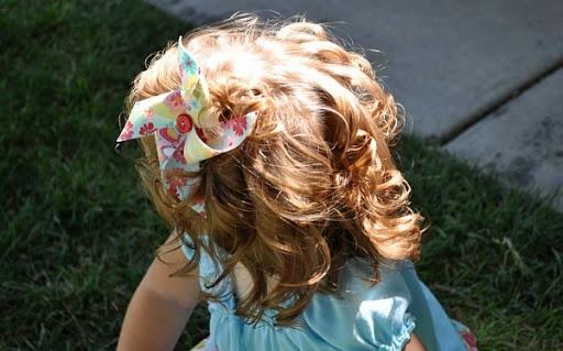 Красивые заколки на волосы своими руками