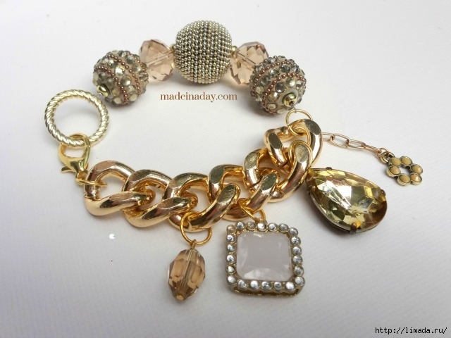 Beads-Chain-Charms-Bracelet (640x480, 159Kb)