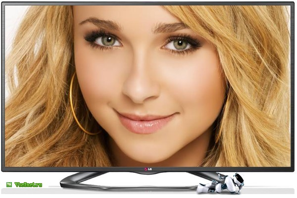 Телевизор ЖК (LED) LG 42 (107 см) 42LA620V (600x400, 65Kb)