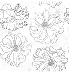 Превью hand-drawn-floral-wallpaper-with-poppy-flowers-vector-916106 (380x400, 132Kb)