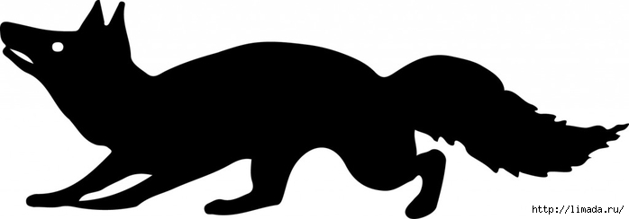 Free-Vintage-Image-Fox-Silhouette-GraphicsFairy-1024x358 (700x244, 38Kb)