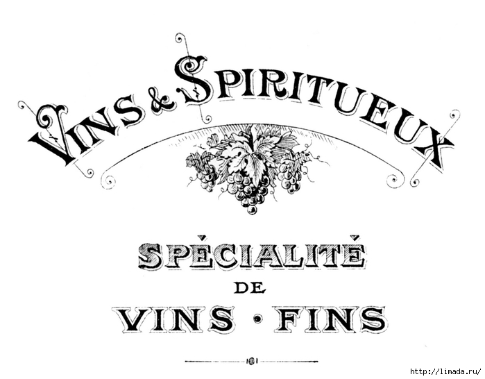 french vins vintage Image GraphicsFairy5sm (1) (700x546, 119Kb)