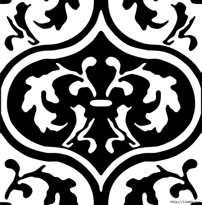 Pattern-leaves_elm-1008x1024 (689x700, 185Kb)