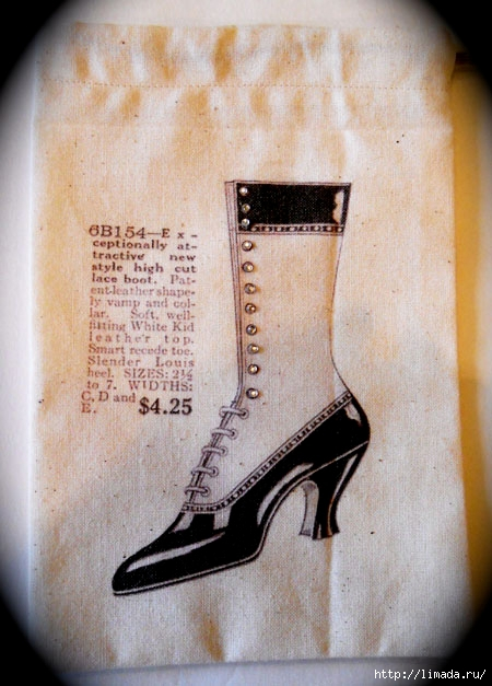 Handmade-Bag-With-Shoe-Graphic (450x627, 201Kb)