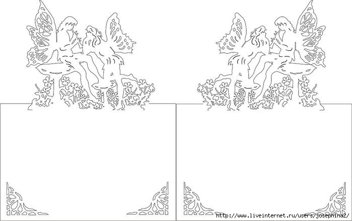 The Art of Kirigami ANGEL