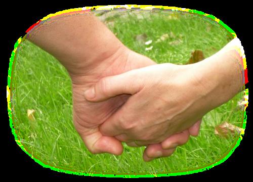 две руки вместе(клипарт) (500x360, 323Kb)
