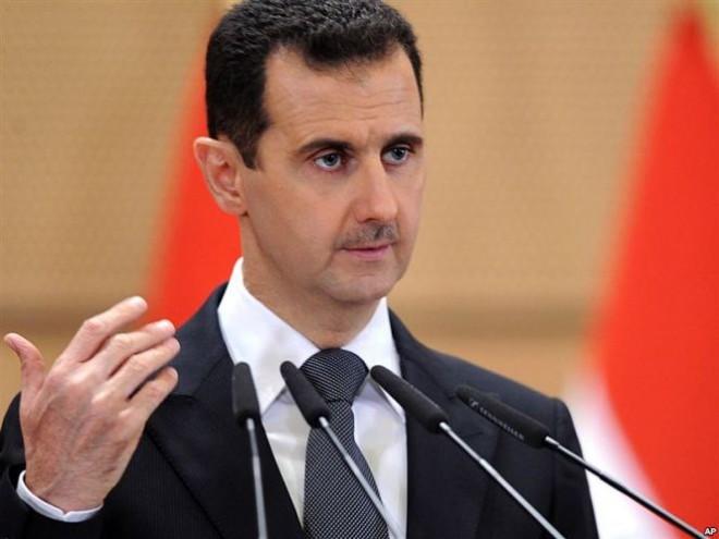 Президент Сирии предложил Германии стать посредниками в переговорах с оппоз ...
