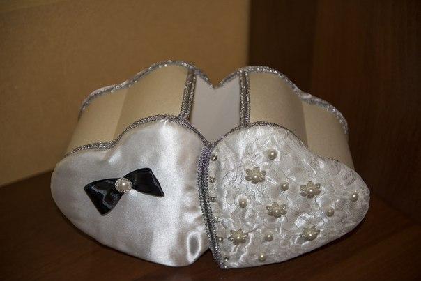 Сундучок для свадьбы для денег своими руками