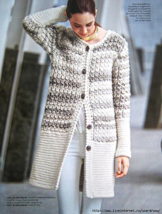 пальто из Mani Di Fata