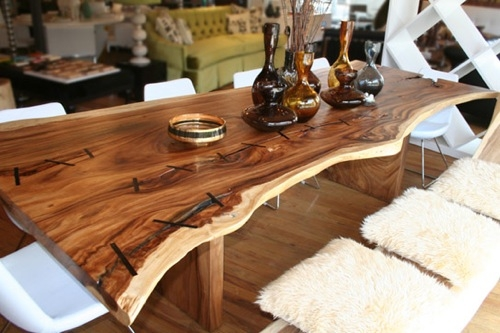 Timber Dining Table  Golden Wood Furniture