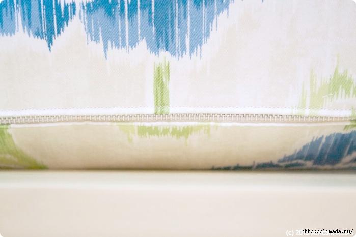 Waverly Fabric Clock Zipper Sew Can Do (700x466, 169Kb)