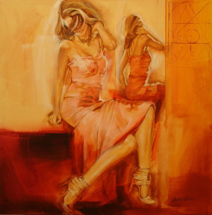 Девушки в теле на картинах