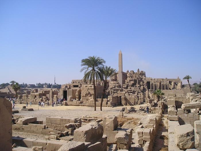 Карнакский храм8 (700x525, 321Kb)