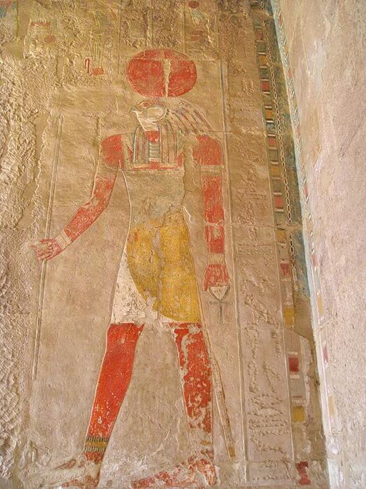 Храм царицы Хотшепсут8 (525x700, 463Kb)