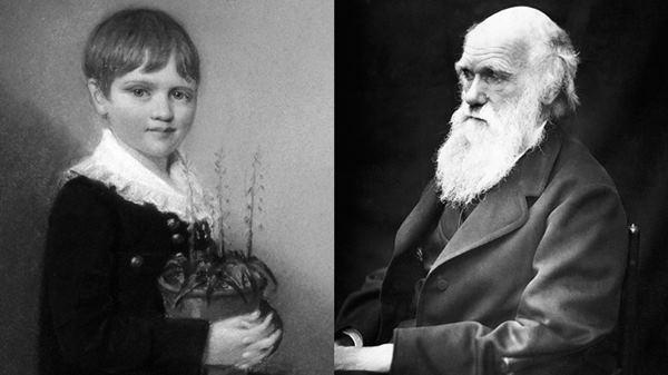 Детские фотографии гениальных ученых