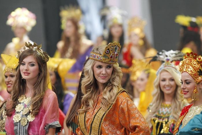 Мисс Мира 2013 в Индонезии