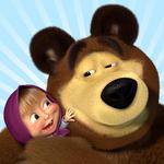 Превью Маша и Медведь (512x512, 171Kb)