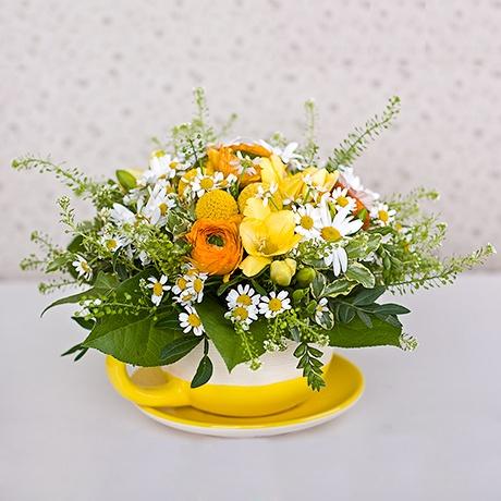 цветы в чашке 4 (460x460, 210Kb)