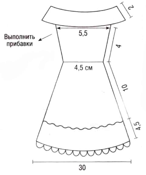 Изготовить вКак сделать платье своими руками выкройки
