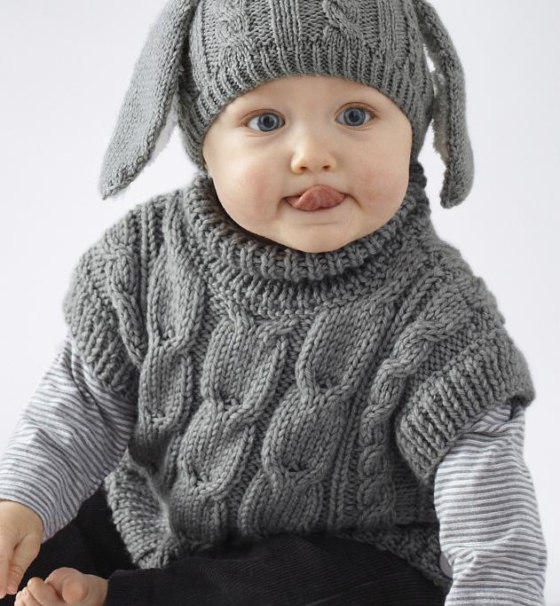Вязание для малышей, спицы,
