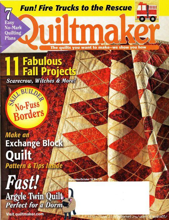 Quiltmaker 129 (539x700, 331Kb)
