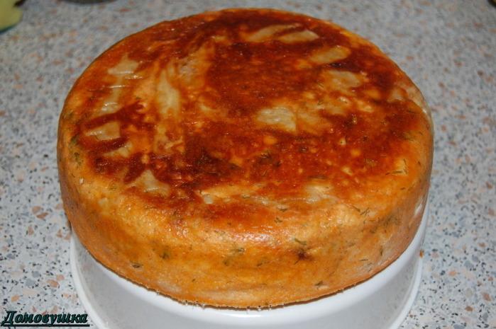 Ленивый пирог с фаршем в мультиварке рецепты с фото