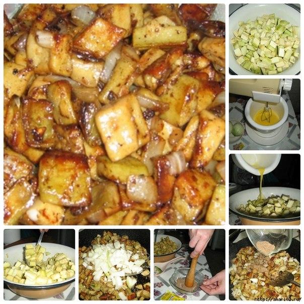 Баклажаны как грибы с яйцом рецепты с