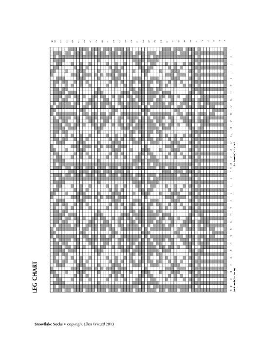 Snowflake_sock.page3 (540x700, 174Kb)