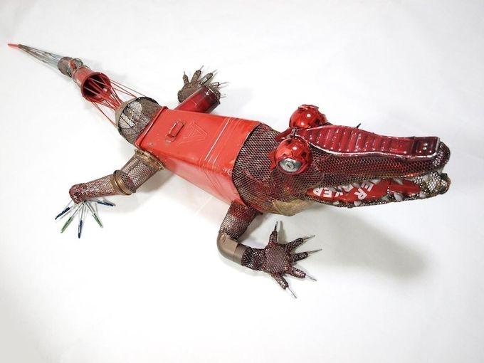 креативная скульптура Natsumi Tomita 5 (680x510, 115Kb)