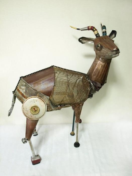 креативная скульптура Natsumi Tomita 7 (525x700, 166Kb)
