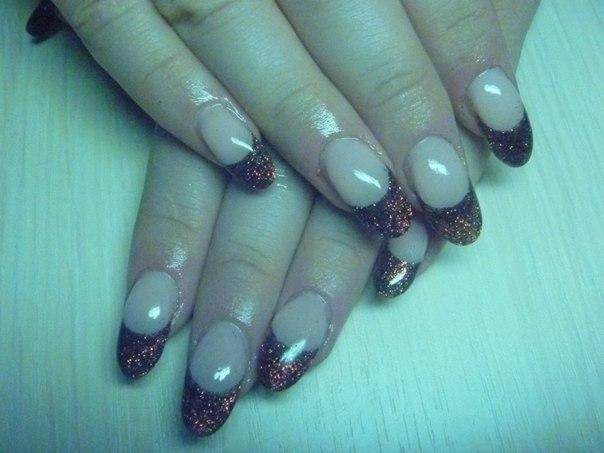 Нарощенные ногти 2013 дизайн ногтей