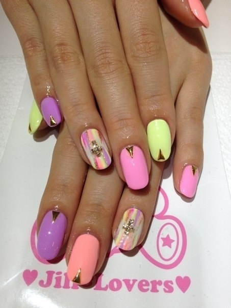 Дизайн 2013 осенний дизайн ногтей фото