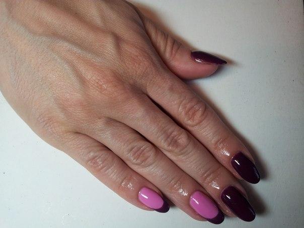 Гелевые ногти фото 2013 гелевые ногти